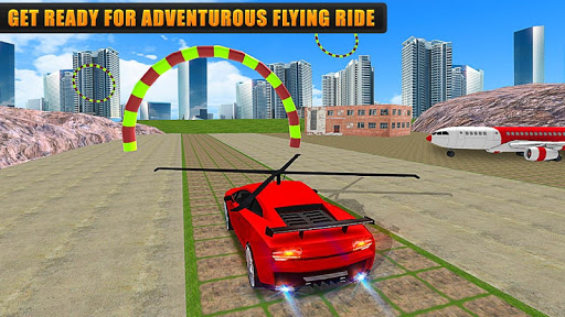 Download Flying Car Robot Transformation Car Driving On Pc Mac