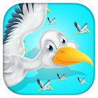 Real Flappy Flying Bird Simulator Game icon