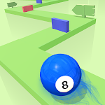 Happy Match Balls – Color Ride Icon