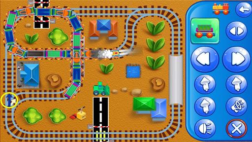 Trains for Kids  screenshots 22
