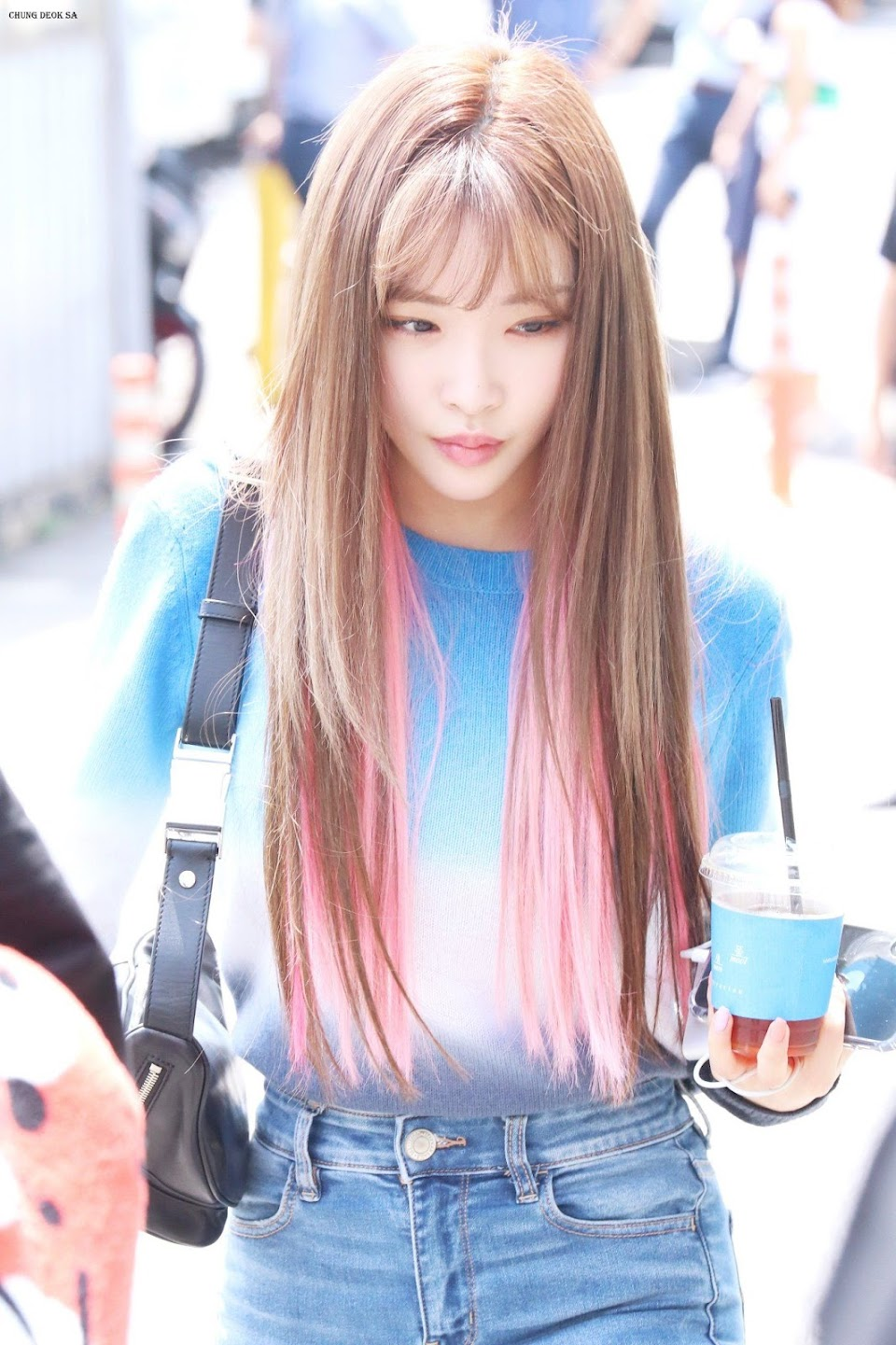 blackpink hair 50