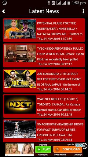 Wrestling Zone 2.0 screenshots 13
