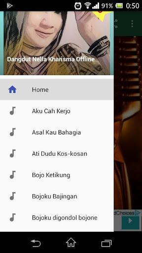 Dangdut Nella Kharisma Offline 1.0 screenshots 1