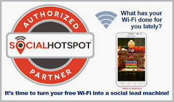 Social Hotspot Authorized Partner