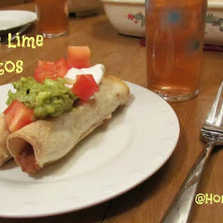 Chipotle Lime Taquitos.