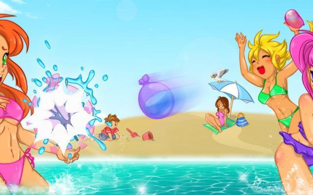 Boys & Girls Bubble Pop