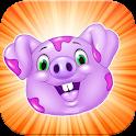 Super Piggies : Bad Day icon