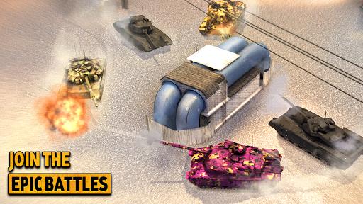 Iron Tank Assault : Frontline Breaching Storm 1.1.18 screenshots 15