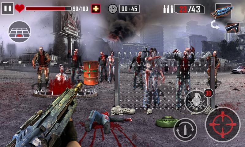Zombie Killer- screenshot