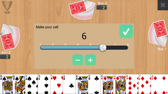 Callbreak Multiplayer Screenshot