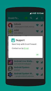 Droid Firewall v1.3 [Pro] APK 4
