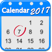 2017 Calendar App for Android™ APK