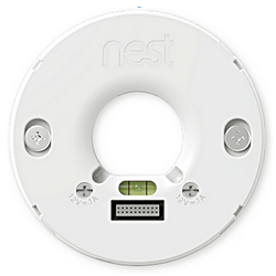 nest thermostat 2nd gen base
