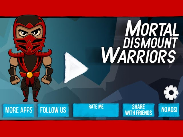 android Mortal Dismount Warriors Screenshot 2