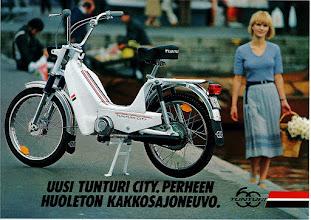 Photo: Tunturi City 82