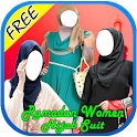 Ramadan Women Hijab Suit icon