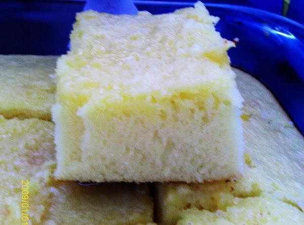 Condensed Milk Cake Recipe