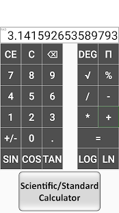 Kalkulator screenshot