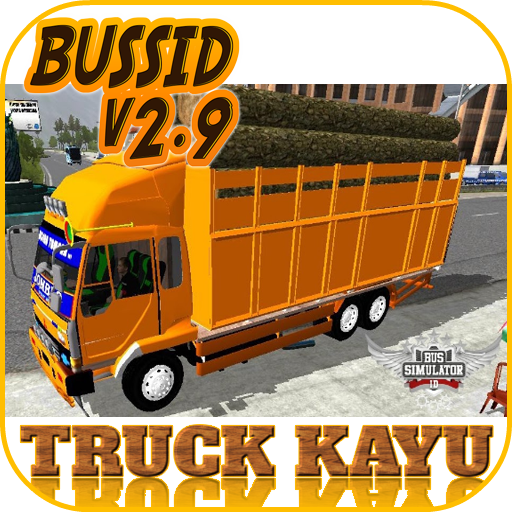 LIVERY BUSSID MOD TRUCK KAYU file APK for Gaming PC/PS3/PS4 Smart TV
