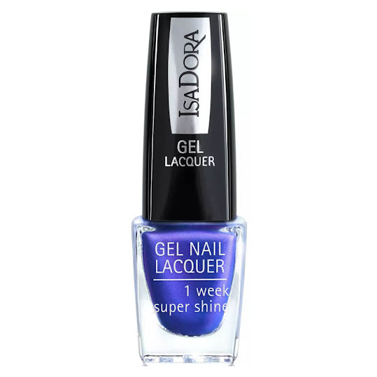 IsaDora Gel Nail Lacquer 275 Havana Nights 6ml