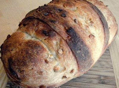 Huckleberry Bread Recipe