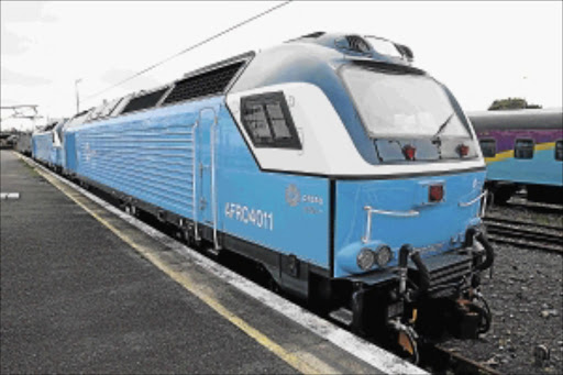 Prasa Rail acting CEO suspended pending investigations.