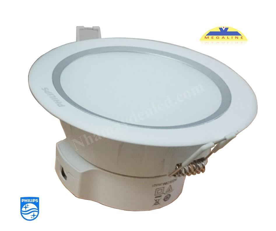 Đèn downlight led 80082 LED Philips an toàn tuyệt đối với người dùng