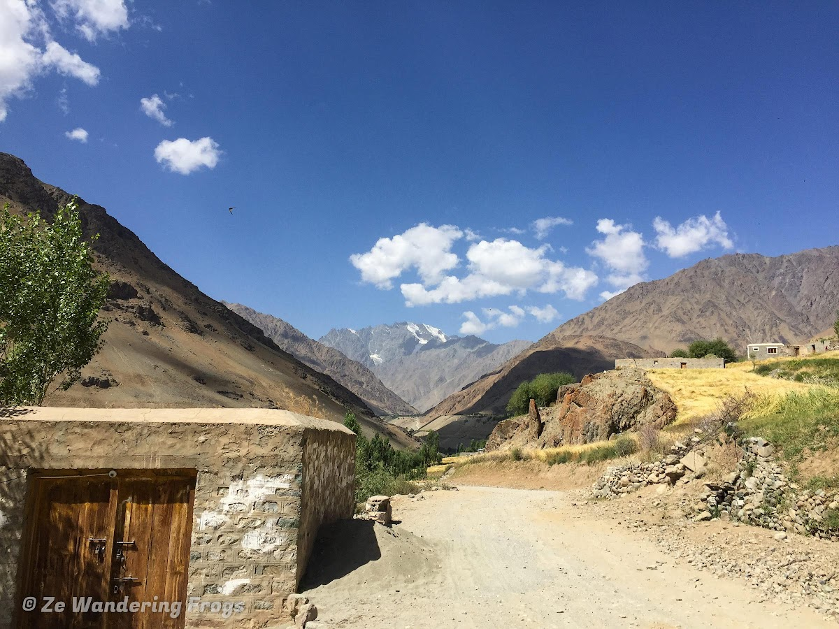 Phander Valley and Shandur National Park of Pakistan // Hiking through Teru village