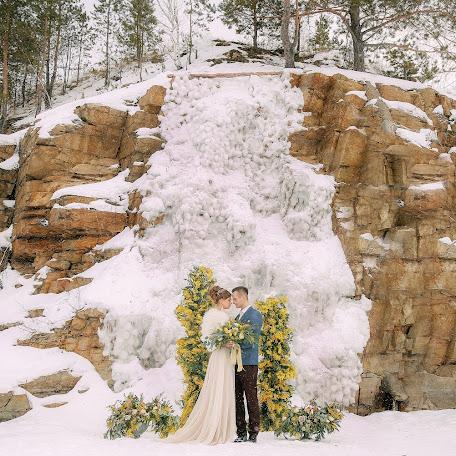 Свадебный фотограф Катя Пушкарева (RinaKa). Фотография от 12.03.2018