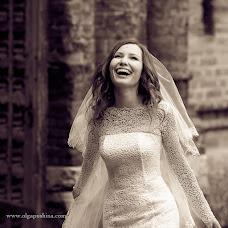 Wedding photographer Olga Pushina (iscra). Photo of 11.03.2014