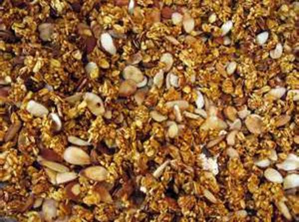 Homemade Cereal/granola Recipe