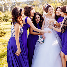 Wedding photographer Aleksey Lyan (garuda2112). Photo of 22.11.2017