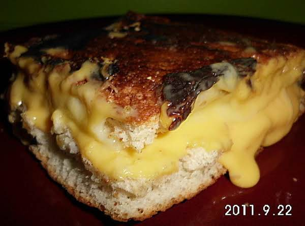 Cheese Lovers Grilled Cheese Sammie Recipe
