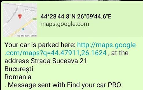 Find your car - PRO - náhled