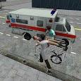 Ambulance Parking 3D Extended