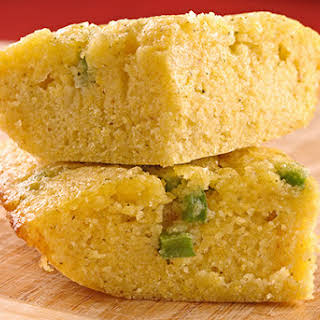 Jalapeno-Lime Corn Bread.