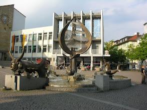 Photo: Friedrichshafen - kawiarenki