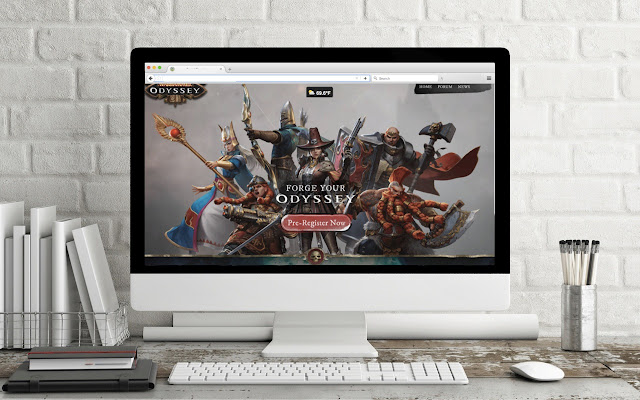 Game Theme: Warhammer Odyssey
