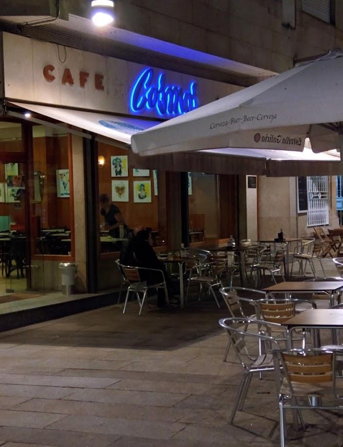 Foto Cosmos Café 1