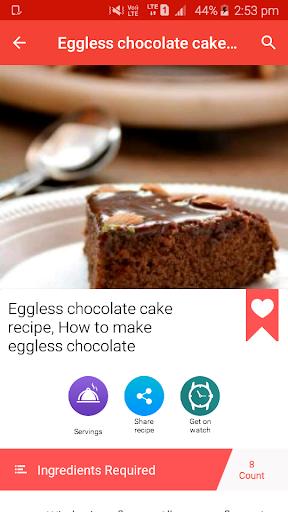 Cake Recipes 26.1.0 screenshots 6