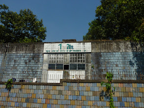 Photo: A student hostel, Yangon university