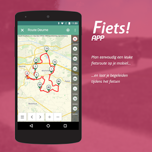 Fiets! VL- screenshot thumbnail