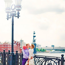 Wedding photographer Marina Filippova (MarinaFilippova). Photo of 03.08.2013