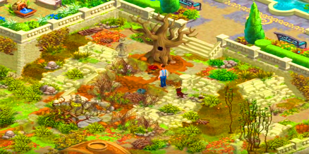 New guide for gardenscapes new acre - náhled