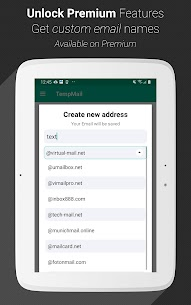 Temp Mail APK Download – Free Instant Temporary Email Address 7