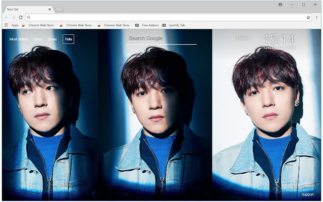 Day6 Kpop Hd Wallpapers Day6 New Tab Themes