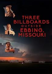 ثلاث لوحات إعلانية خارج إيبينغ، ميسوري