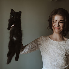 Wedding photographer Yana Mef (yanamef). Photo of 16.08.2018
