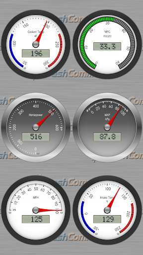 DashCommand (OBD ELM App) screenshot 5