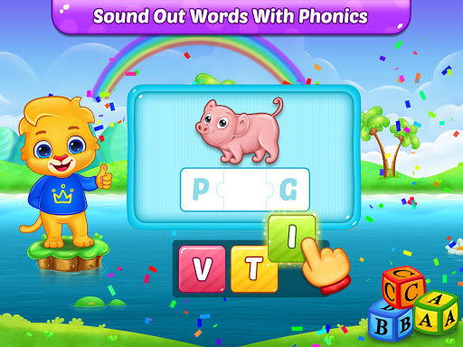 ABC Spelling - Spell & Phonics 1.2.8 screenshots 9